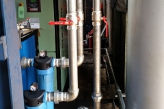 Air Piping Works Air compressor service and repair