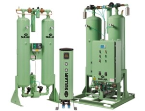 Sullair Dessicant Air Dryers