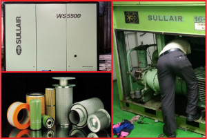 air condenser service and repair