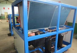 Air Cooled Water Chiller 01