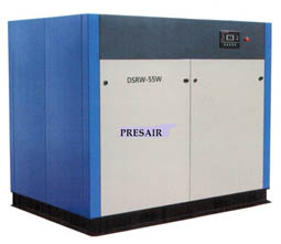 Oil Free screw compressor